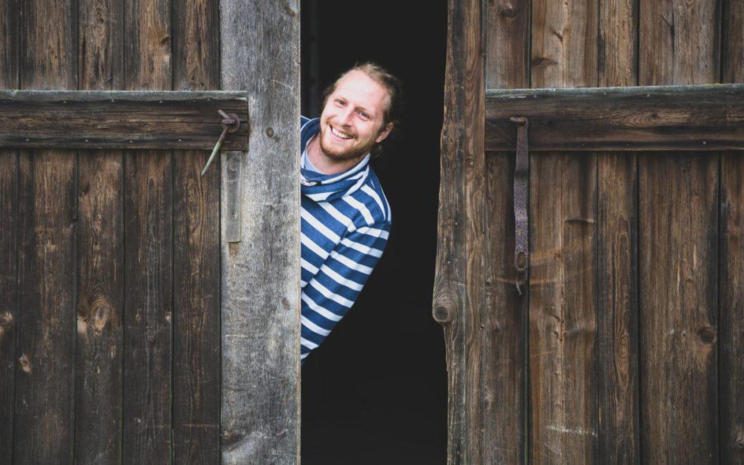 Daniel Eibl – Bio Ingwer aus Niederbayern