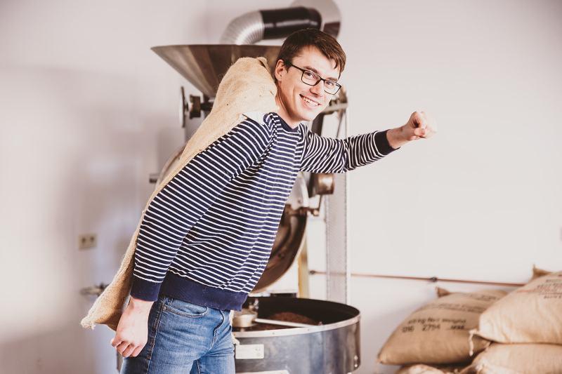 Boegl-Kaffee Privatrösterei – Alex Schander